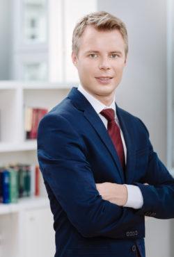 Konrad Kłaput, adwokat