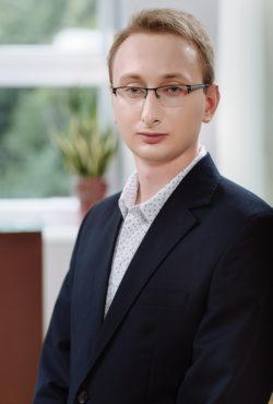 Dominik Bień, prawnik
