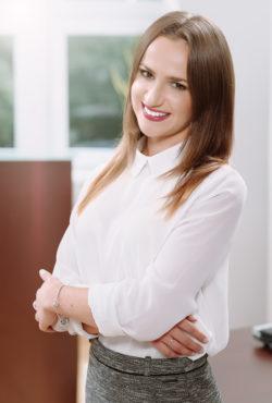 Katarzyna Wcisło, adwokat