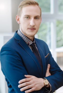 Marek Grzyb, aplikant adwokacki