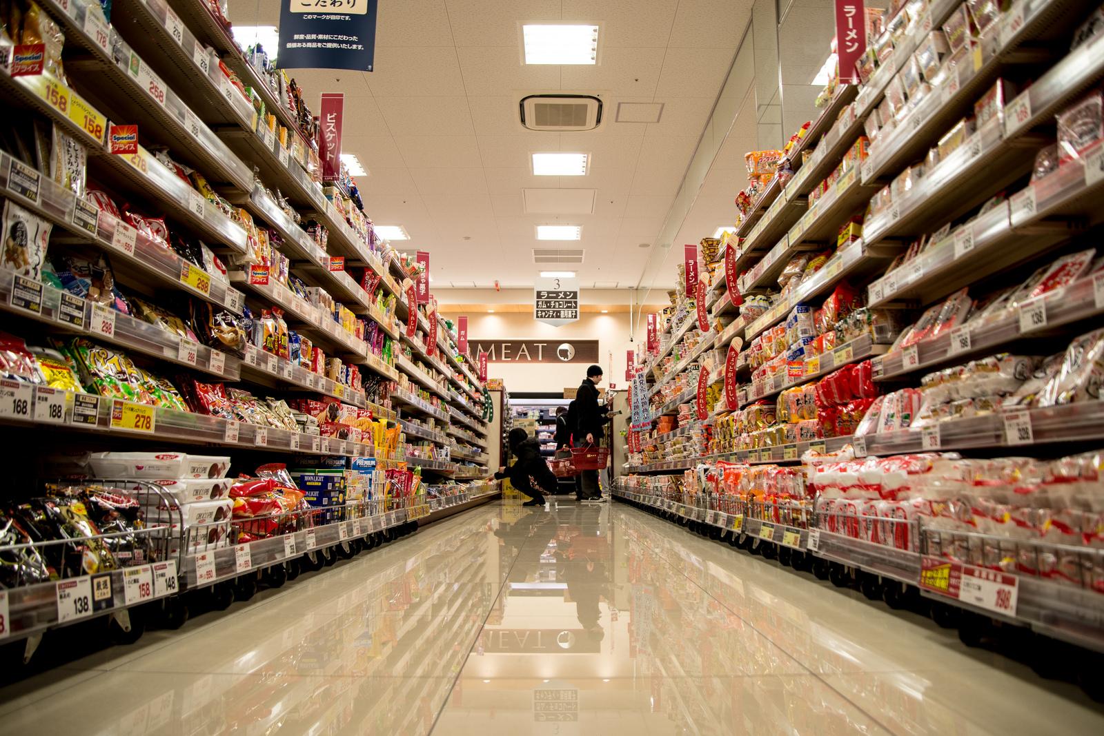 Zakaz fotografowania cen w sklepach – niezgodny z prawem